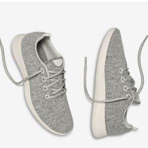 Allbirds Men's Wool Runners Dapple Grey Sneaker 10
